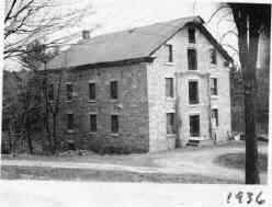 1835 FlourGrist Mill in 1936